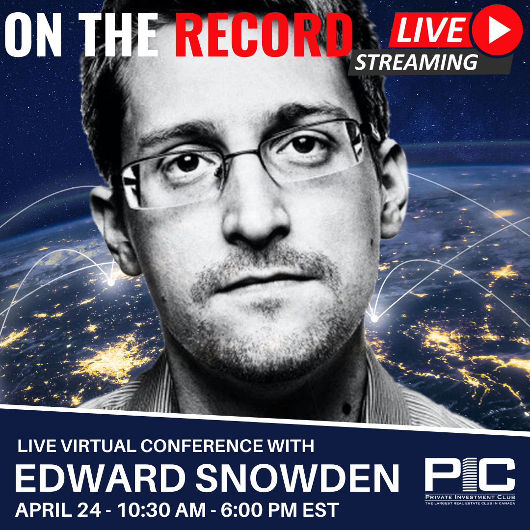 ON THE RECORD EDWARD SNOWDEN